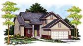 Plan Number 97381 - 1786 Square Feet