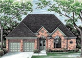 Plan Number 97446 - 2404 Square Feet
