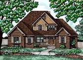 Plan Number 97461 - 2826 Square Feet