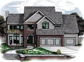 Plan Number 97465 - 1814 Square Feet
