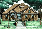 Plan Number 97466 - 1790 Square Feet