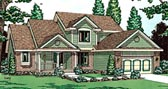 Plan Number 97481 - 1996 Square Feet