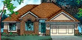 Plan Number 97495 - 1622 Square Feet