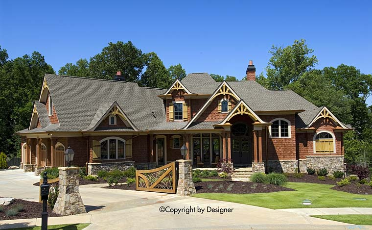 House Plan 97614 At FamilyHomePlans.com