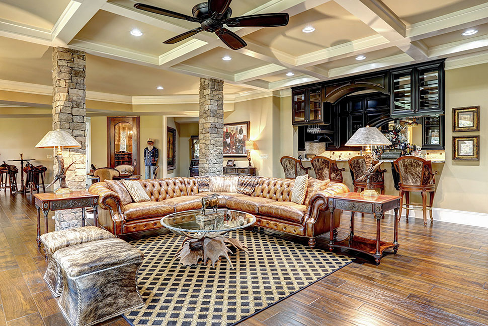 Craftsman, Ranch, Tuscan House Plan 97680 with 3 Beds, 4 Baths, 3 Car Garage Picture 26