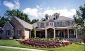 Home Plans with Southern Charm