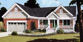 Plan Number 97769 - 1594 Square Feet
