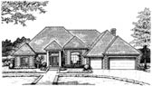 Plan Number 97852 - 2981 Square Feet