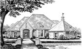Plan Number 97882 - 3504 Square Feet