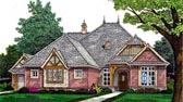 Plan Number 97894 - 2602 Square Feet