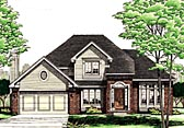 Plan Number 97908 - 2113 Square Feet