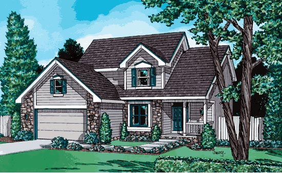 House Plan 97930