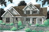 Plan Number 97946 - 2688 Square Feet