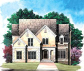 Plan Number 98202 - 2729 Square Feet