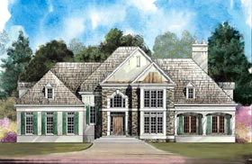 House Plan 98207