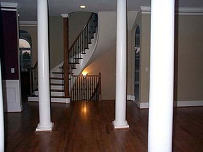 Colonial, European House Plan 98208 with 4 Beds, 4 Baths, 3 Car Garage Picture 2