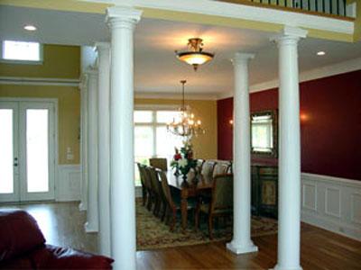 European Greek Revival House Plan 98211