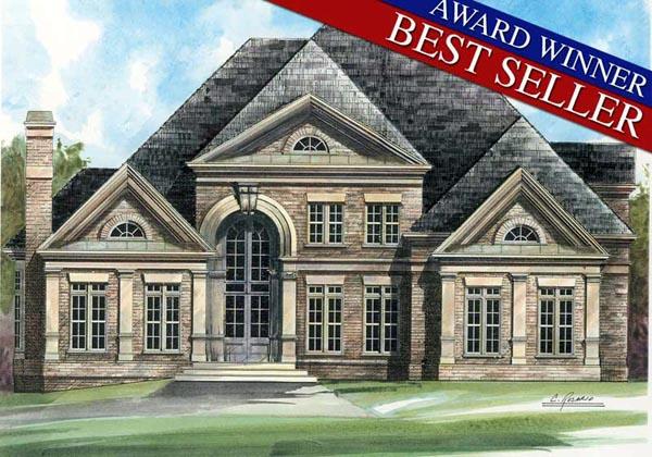 European Greek Revival Victorian House Plan 98226 Elevation Idea