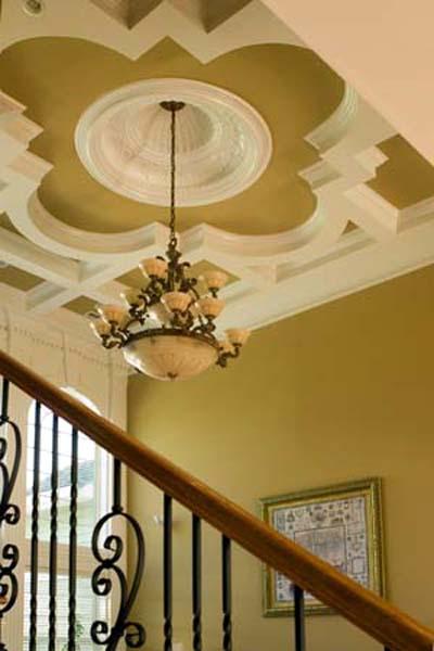European Greek Revival Victorian House Plan 98226