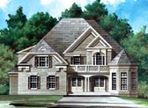 Plan Number 98249 - 3228 Square Feet