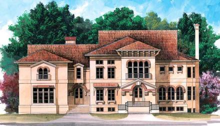 House Plan 98258