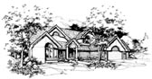 Plan Number 98303 - 4629 Square Feet