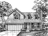 Plan Number 98342 - 1787 Square Feet