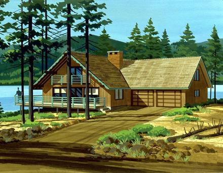 House Plan 98381