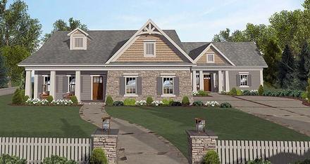 House Plan 98401