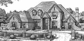 House Plan 98527