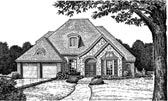 Plan Number 98533 - 2567 Square Feet