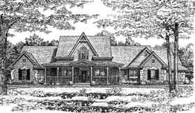 House Plan 98536
