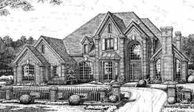 House Plan 98539
