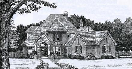House Plan 98568
