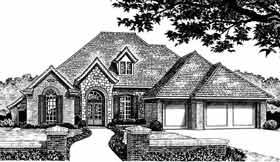 House Plan 98579