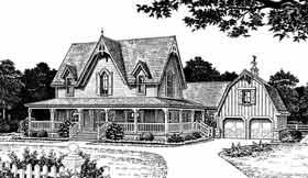 House Plan 98581