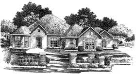 House Plan 98582