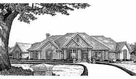 House Plan 98598