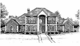 House Plan 98599