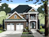 Plan Number 98620 - 2758 Square Feet