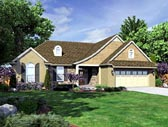 Plan Number 98628 - 1681 Square Feet