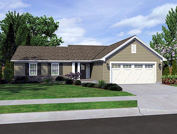 House Plan 98631 Familyhomeplans Com