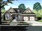 Plan Number 98654 - 2554 Square Feet