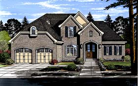 House Plan 98671