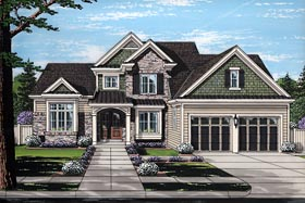House Plan 98678