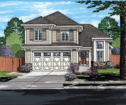 House Plan 98690