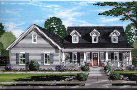 House Plan 98691