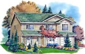 House Plan 98834