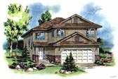 House Plan 98869