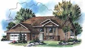 Plan Number 98874 - 1191 Square Feet